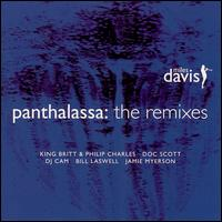 Bill Laswell - Panthalassa: The Music of Miles Davis 1969-1974 - обложка