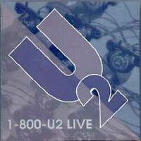 U2 - 1-800-U2-LIVE - обложка