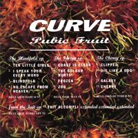 Curve - Public Fruit - обложка