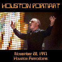 U2 - Popmart Houston - обложка
