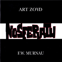 Art Zoyd - Nosferatu - обложка