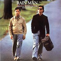 VA - Rain Man - обложка