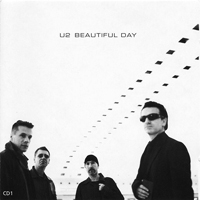 U2 - Beautiful Day - обложка