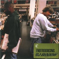 DJ Shadow - Entroducing… - обложка