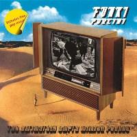 Funki Porcini - Ultimately Empty Million Pounds - обложка