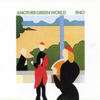 Brian Eno - Another Green World - обложка