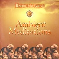 VA - Ambient Meditations vol.1 - обложка