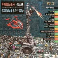 VA - French Dub Connection vol.2 - обложка