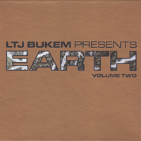 LTJ Bukem - Earth vol.2 - обложка