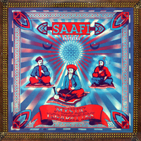 Saafi Brothers - Mystic Cigarettes - обложка