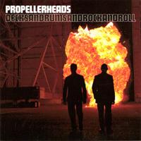 Propellerheads - Decksandrumsandrockandroll - обложка