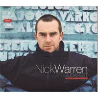 Nick Warren - Global Underground 011 Budapest - обложка