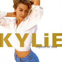 Kylie Minogue - Rhythm Of Love - обложка