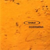 Orbital - Diversions - обложка