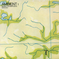 Brian Eno - Ambient 1: Music For Airports - обложка