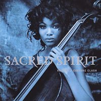 Sacred Spirit 2 - Culture Clash - обложка