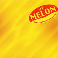 U2 - Melon (Remixes For Propaganda) - обложка