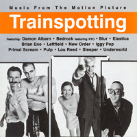 VA - Trainspotting - обложка