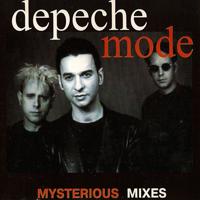 Depeche Mode - Mysterious Mixes - обложка
