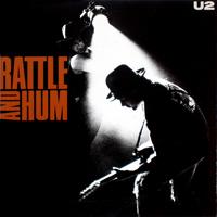 U2 - Rattle & Hum - обложка