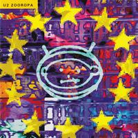 U2 - Zooropa - обложка
