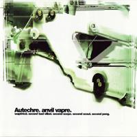 Autechre - Anvil Vapre - обложка