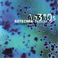 Autechre - Basscad EP - обложка