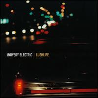 Bowery Electric - Lushlife - обложка