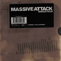 Massive Attack - Singles 90-98 BOX - CD3 - Safe From Harm - обложка