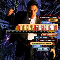 VA - Johnny Mnemonic OST - обложка