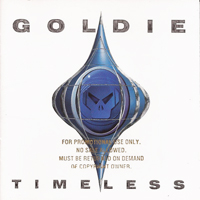 Goldie - Timeless [1-CD] - обложка