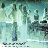 Boards Of Canada - Music Has the Right to Children - обложка
