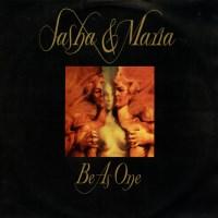 Sasha & Maria - Be As One - обложка