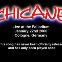 Chicane - Live From Palladium - обложка