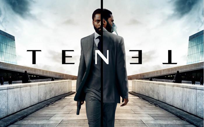 Tenet — постер