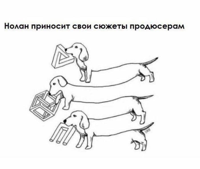 Сюжеты Нолана