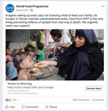 WFP - Йемен