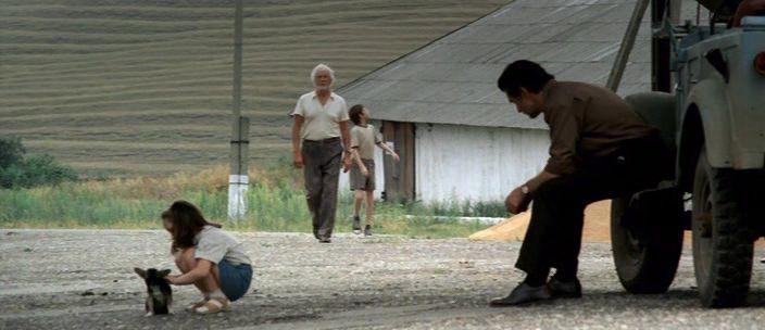 Изгнание - Кадр из фильма