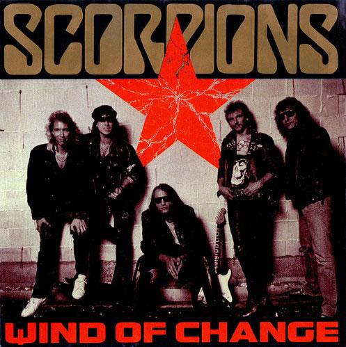 Scorpions — Wind Of Change